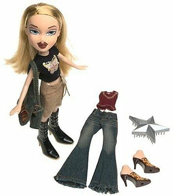 NEW Bratz Style It! Collection: Cloe With Free Poster