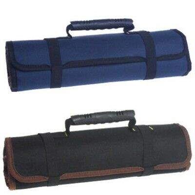 Chef Knife Bag Chef Roll Bag Knifes Carry Case Kitchen Cook Portable Protector