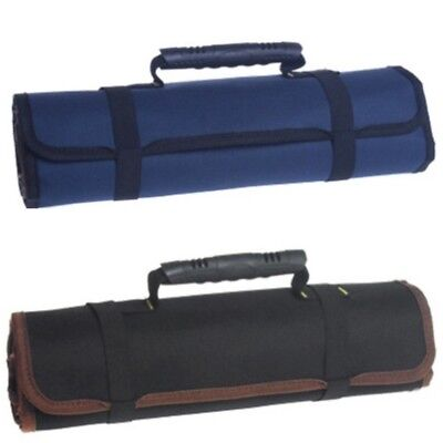 Knife Bag Chef Roll Bag Professional Carry Case Kitchen Cook Portable Storage