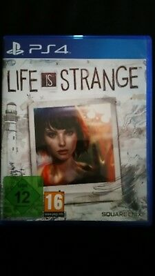 Life is Strange (Sony PlayStation 4, 2016) PS4