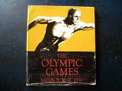 Rare : Jeux Olympiques Melbourne 1956. Olympic Games