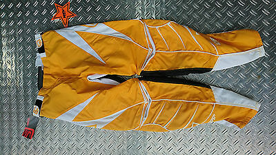SCOTT MX Hose San Diego Orange Gr. 34/L