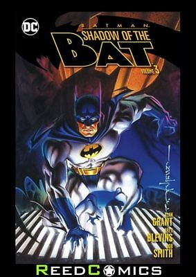 BATMAN SHADOW OF THE BAT VOLUME 3 GRAPHIC NOVEL Paperback Collects #24-31 + more