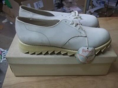 Vintage ESTATE FIND RIPPLE SOLES GOODYEAR AIR FOOT CUSHION NOS LADIES SHOES 65 M