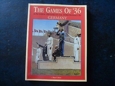 Jeux Olympiques Berlin 1936. Olympic Games