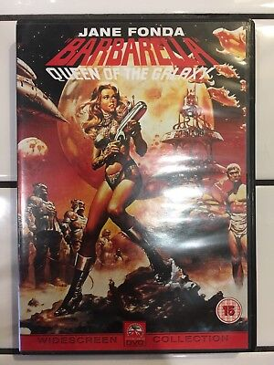 Barbarella: Queen of the Galaxy / Jane Fonda (Region 2 DVD)