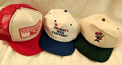 Keebler Company Embroidered Hats Caps Hat Cap Elf Cookies Snapback Pre-owned