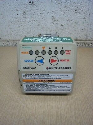 AO Smith White Rodgers 183760-000 37E73A-104 Water Heater Gas Valve Thermostat