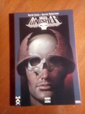 Marvel - MAX Comics The Punisher Born Band 1  - Ennis / Robertson