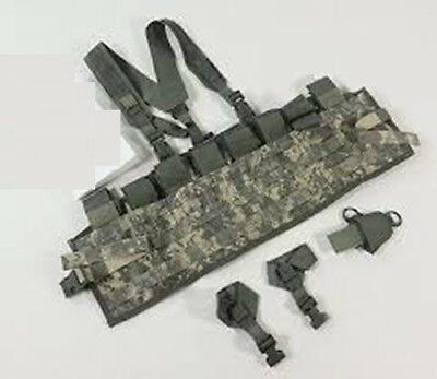 us army tactical panel TAP ACU COMBAT CHEST RIG ARMY w/ SHOULDER STRAPS