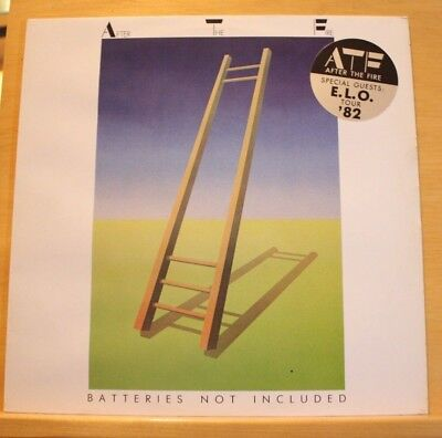 """After The Fire ATF - Batteries not included 12"""" Vinyl  E.L.O. - Archiv unplayed"""