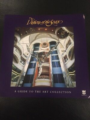 Royal Caribbean - Vision of the Seas art collection