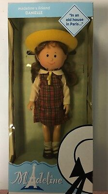 """Madeline 8"""" Poseable Doll (Danielle) Old Classic Face"""