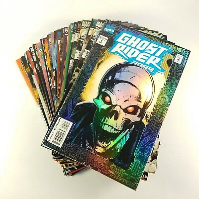 Ghost Rider 2099 (1994) Complete Set of 25 (#1-25) VF-/NM- Bachalo