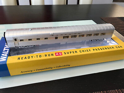 Walthers HO Scale Santa Fe Super Chief 36-Seat Diner Item # 932-9003