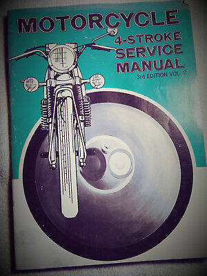 Motorcycle 4-Stroke Service Manual