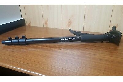 Monopie Manfrotto 776YB + rotula 234RC