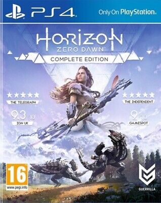 Horizon: Zero Dawn: Complete Edition (PS4) PEGI 16+ Adventure: Role Playing