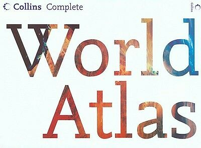 Collins complete world atlas (Hardback)