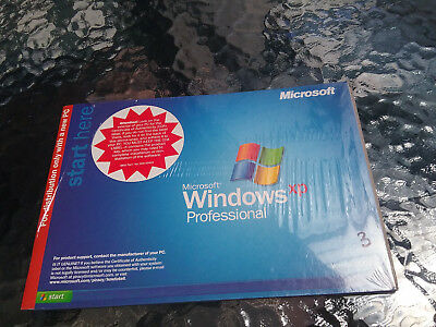 Windows XP Professional Version 2002 + Service Pack 1a by Microsoft