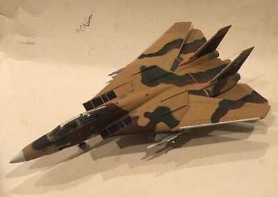 F-14 Tomcat CDC Collection Armour Franklin Mint Model