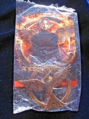 The Hunger Games Catching Fire Katniss Mockingjay Prop Pin Brooch Badge Cosplay