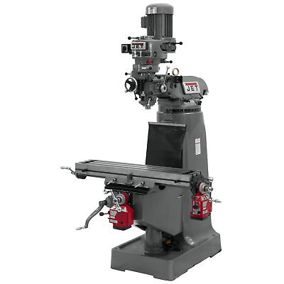 Jet 690017 JTM-2 Mill With X and Y-Axis Powerfeeds