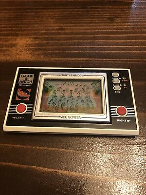 Turtle Bridge Game And Watch