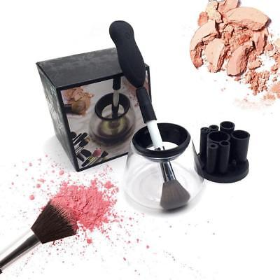 Hot Cosmetic Makeup Brush Cleaner Dryer Dry Set Auto Cleaning Washing Neu.~