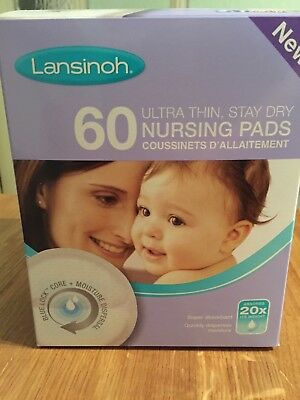 Lansinoh Nursing Pads Nearly Full Box - Please Read Description