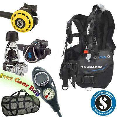 Scubapro Equator Dive Package ~ Free Shipping