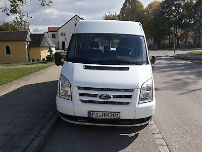 Ford Transit Bus FT 300 M TDCI Limited Motor 16`KM 180 PS Mwst.