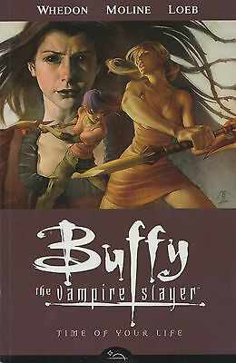 Buffy - Season 8-TPB #4 -Time Of Your life - Mint Condition - Dark Horse Comic