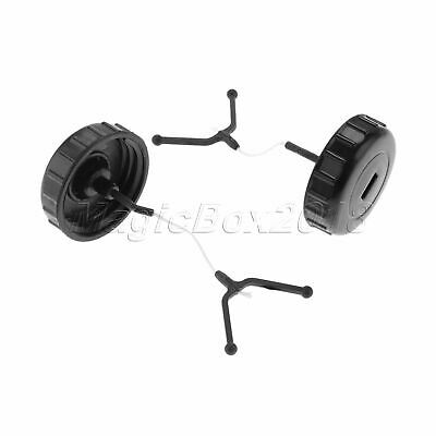 2x Fuel Petrol Gas Cap For STIHL MS170 017 018 MS180 Chainsaw Parts 11303500500
