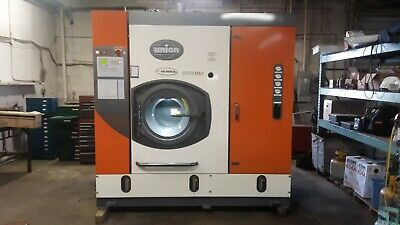 Union Dry Cleaning Machine 90 Pound K4, Hydrocarbon, Green Earth YEAR 2011