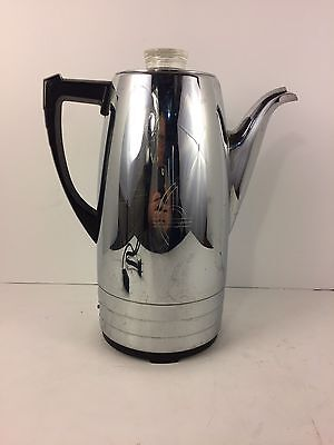 Sunbeam Coffee Master Automatic Percolator 2 to 8 Cup Model AP Vintage MCM