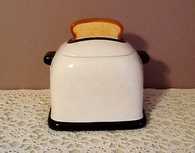 Pop-Up Toaster Cookie Jar Asia Master Group