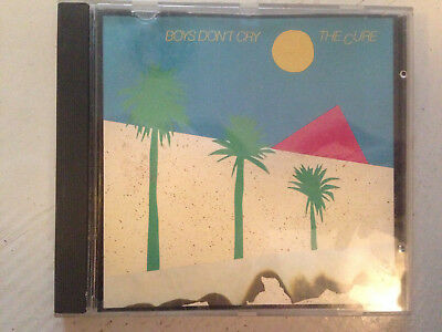 The Cure - Boys Don't Cry - CD