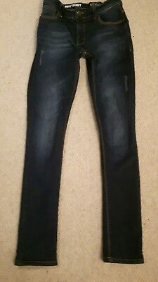 Boys super skinny blue jeans age 13 from Next