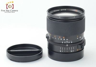 Excellent!! Hasselblad Carl Zeiss FE Planar 110mm f/2 T* from Japan