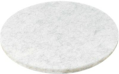 Boardwalk Ultra High-Speed Natural Hair/Polyester Floor Pads, 20', 5 Count