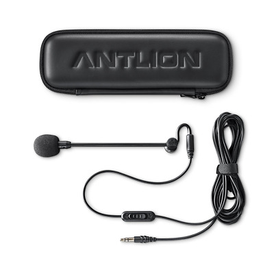 Antlion Audio ModMic Attachable Boom Microphone - Noise Cancelling with Mute Swi