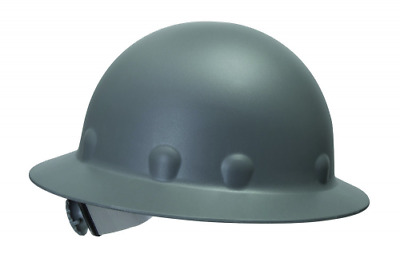 Fibre-Metal by Honeywell P1ARW09A000 Roughneck Full Brim Hard Hat with Strip-Pro