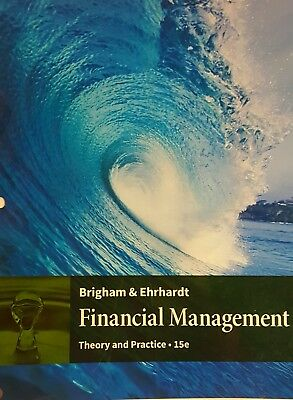 Financial Management 15th ed Brigham and Ehrhardt plus access card