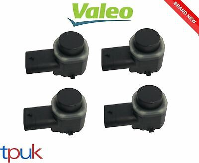 4 Jaguar Xf Xj + Range Rover Sport Evoque Freelander 2 Front Rear Parking Sensor
