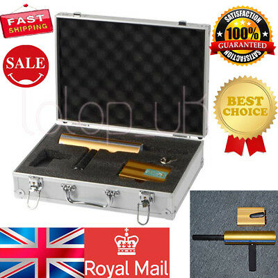 Gold Treasure Detector Hunter AKS Long Range Machinery Diamond Metal Finder UK