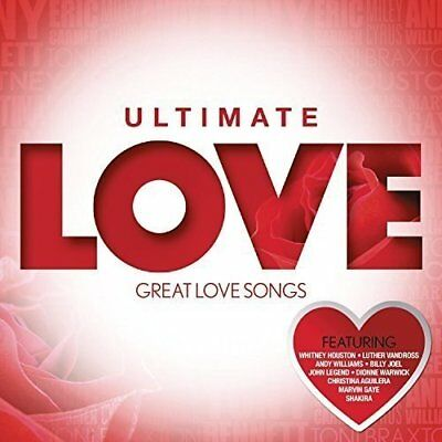 The Ultimate Love Songs 4 CDs of Greatest 60's,70's,80's ETC Original Hits