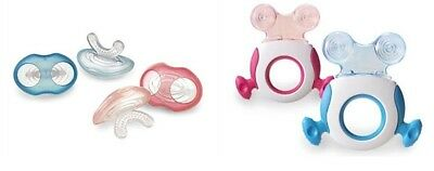 Tommee Tippee Stage 1 & Stage 2 Chill Teether Teething Toy Closer to Nature