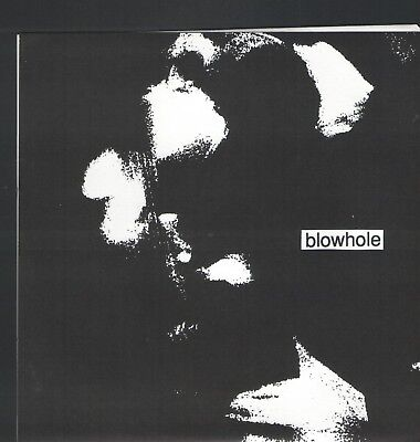 """BLOWHOLE 7"""" (USA) - Sloat Part 1 and part 2 - feat. Jeph Jerman (point 9) + INFO"""