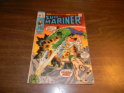 Sub-Mariner #34 (Feb 1971, Marvel)